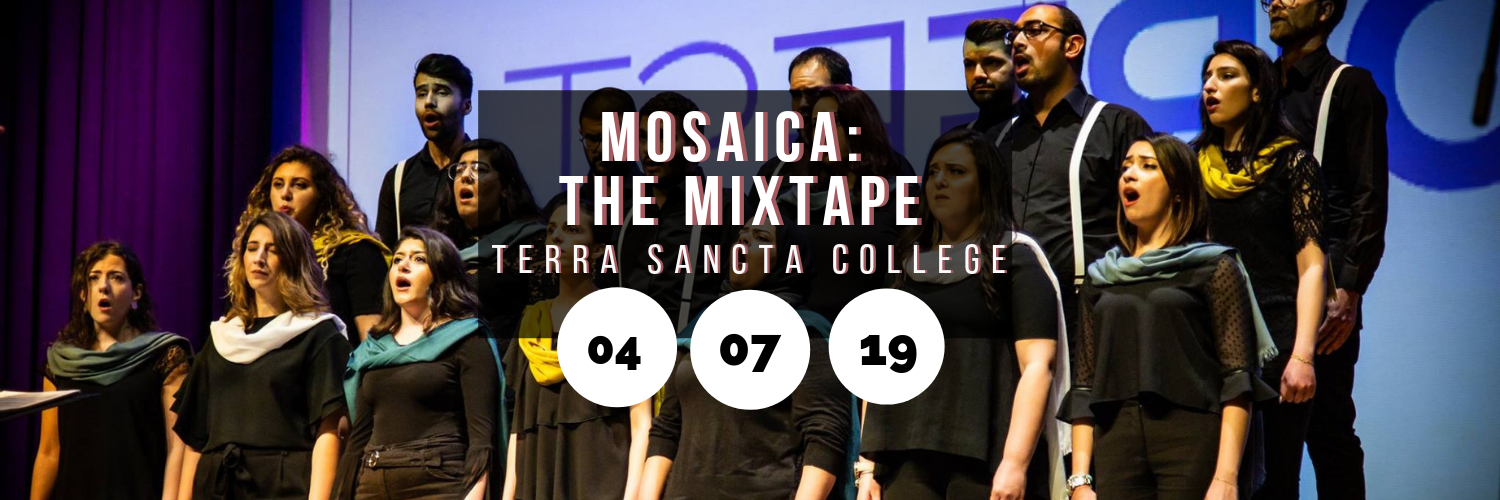Mosaica: The Mix Tape @ Terra Sancta College