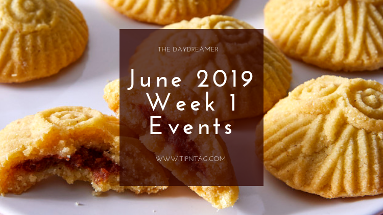 The Daydreamer - June 2019: Week 1 Events | Amman