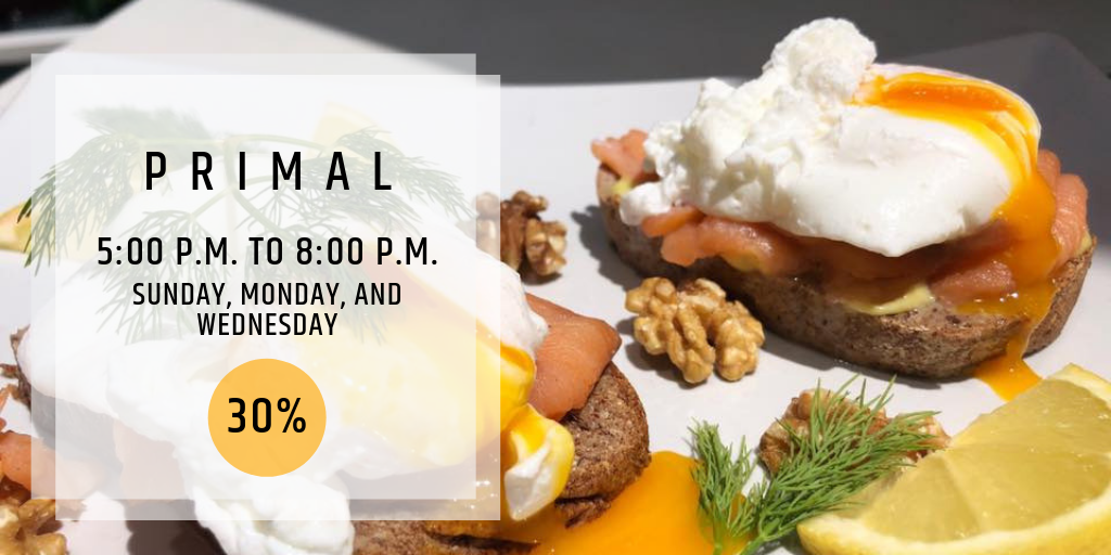 Hungry Hour at Primal
