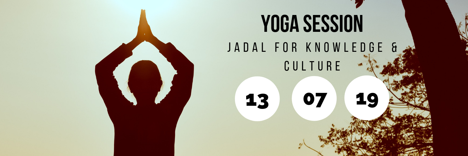 Yoga Session @ Jadal