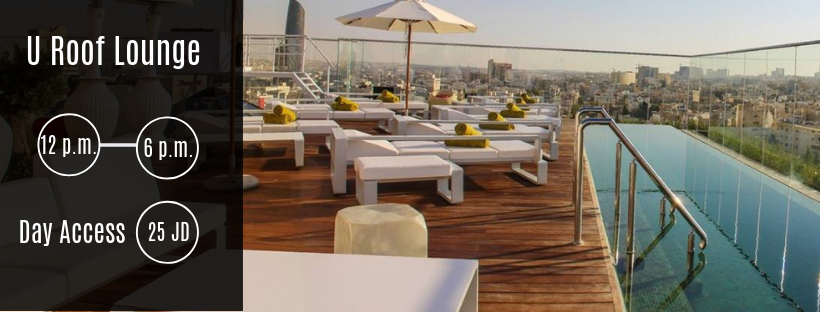 U Roof Lounge Swimming Pool