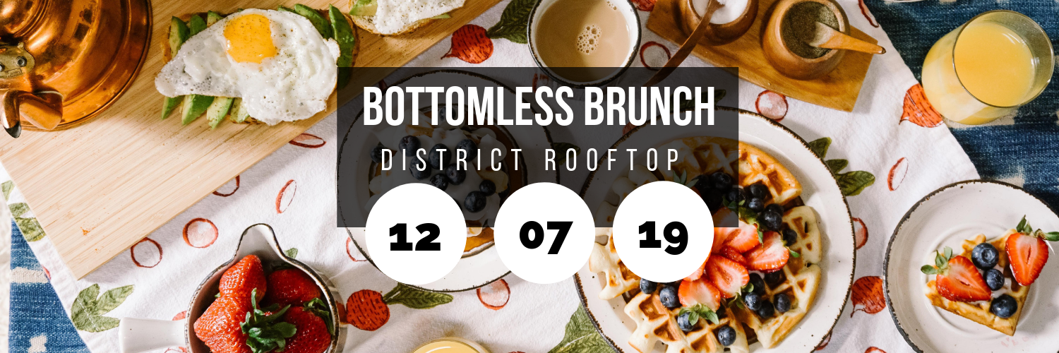 Bottomless Brunch @ District