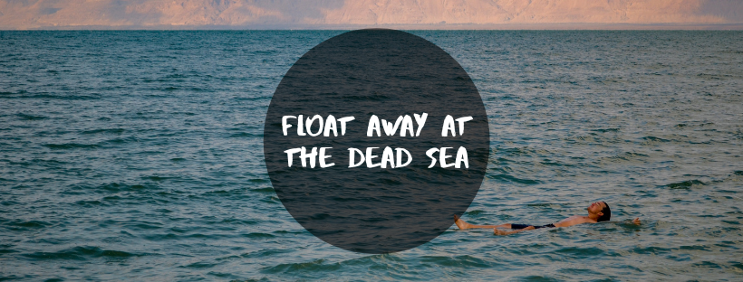 Float Away at the Dead Sea