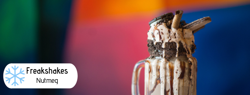Freakshakes at Nutmeg