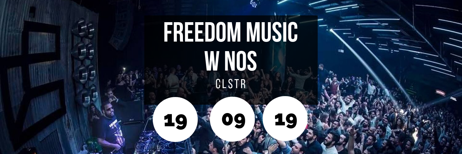 Freedom Music w No9 @ CLTR