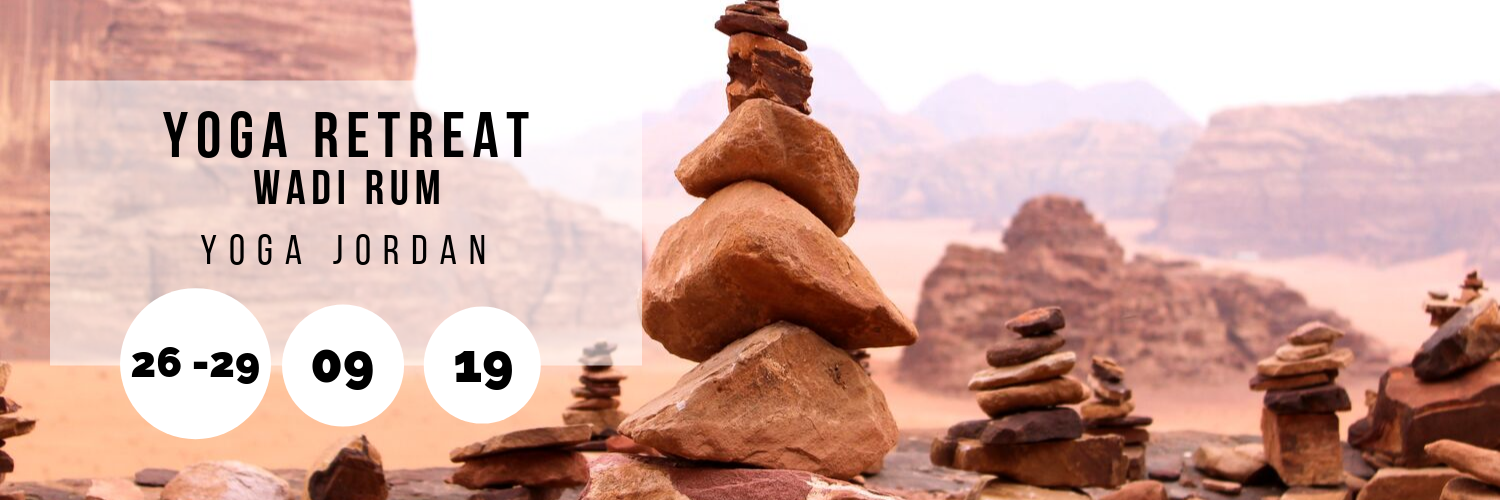Yoga Retreat In Wadi Rum @ Yoga Jordan