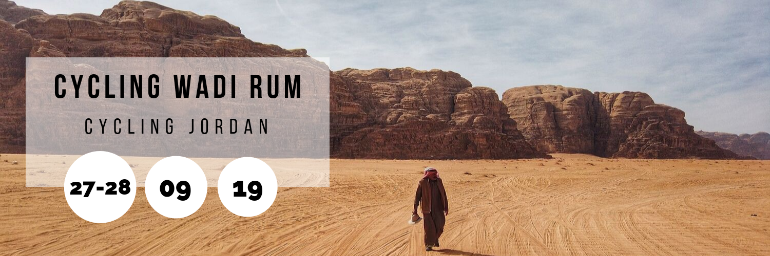 Cycling Wadi Rum @ Cycling Jordan