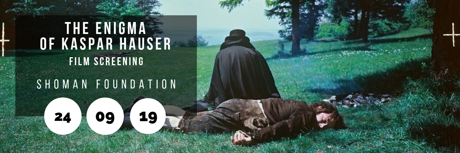 The Enigma of Kaspar Hauser @ Shoman Foundation