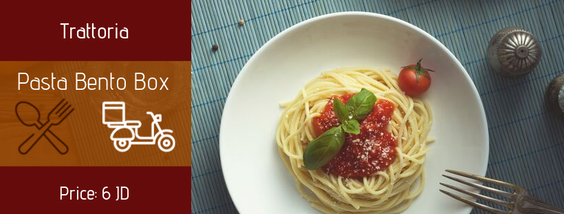 Lunch Offer at Trattoria