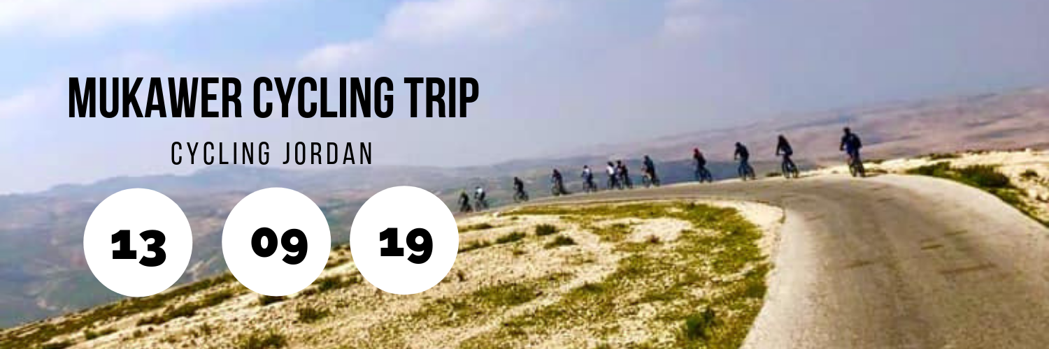 Mukawer Cycling Trip @ Cycling Jordan