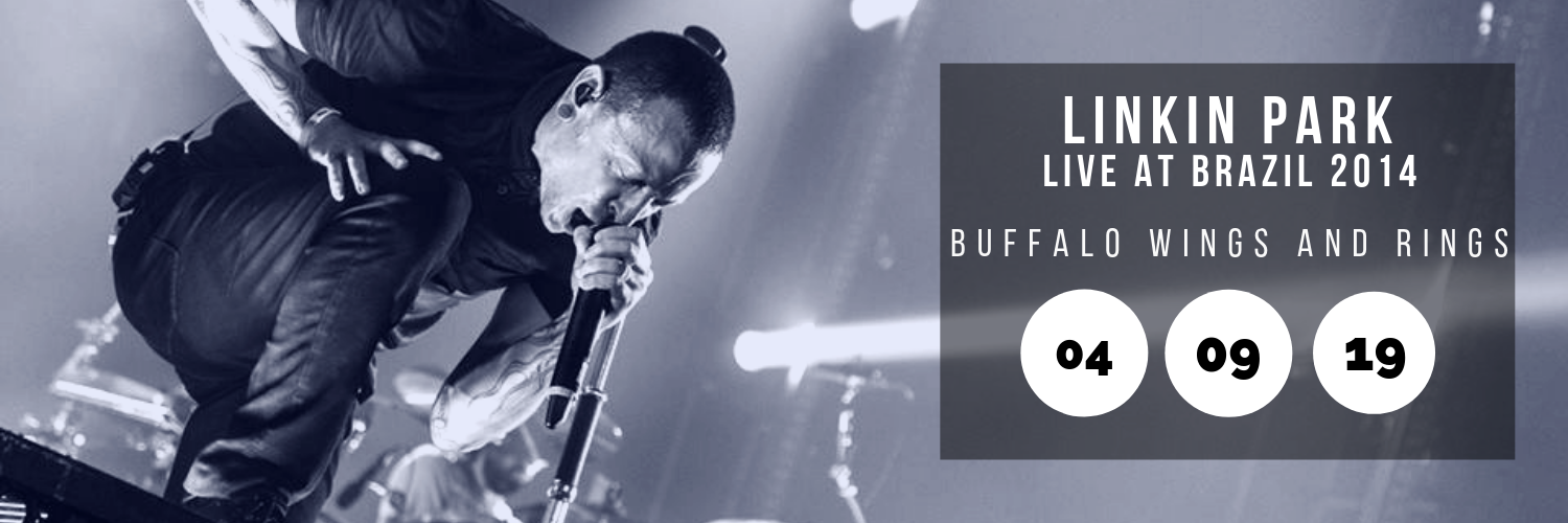 Linkin Park - Live at Brazil 2014 @ Buffalo Wings and Rings