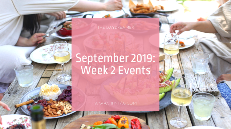 The Daydreamer - September 2019: Week 2 Events | Amman