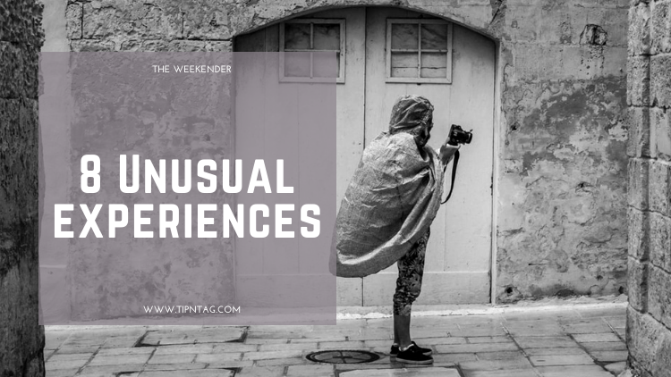 The Weekender - 8 Unusual Experiences | Amman