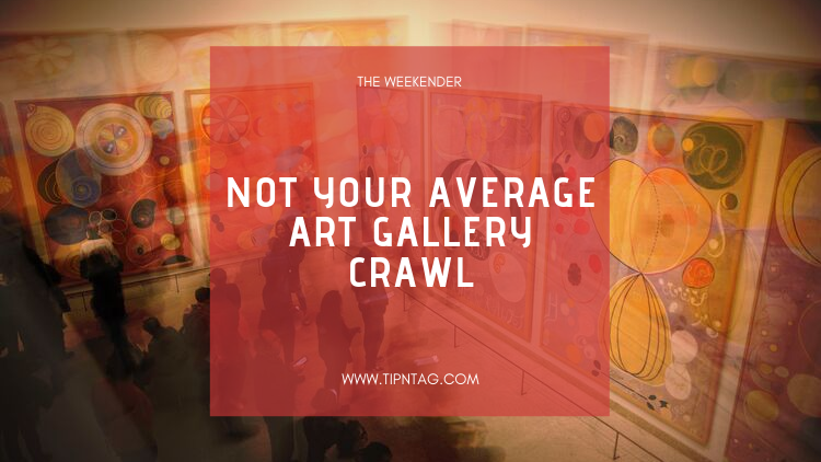 The Weekender - Not Your Average Art Gallery Crawl | Amman