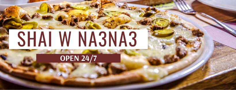 Shai w Na3 Na3 | Places Open After Midnight