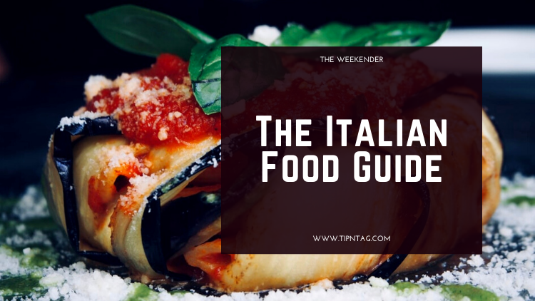 The Weekender - The Italian Food Guide | Amman