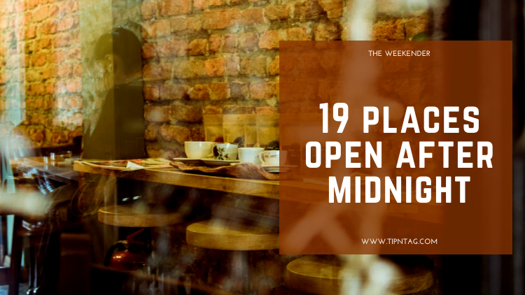 The Weekender - 19 Places Open After Midnight | Amman