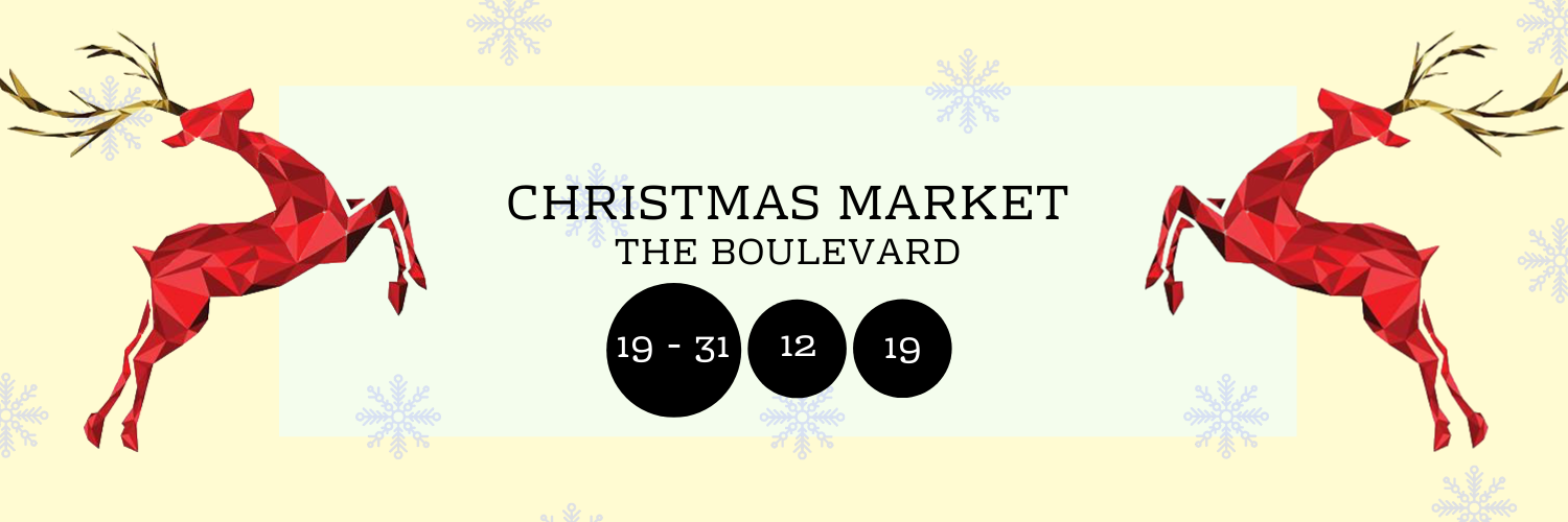 Christmas Market @ The Boulevard