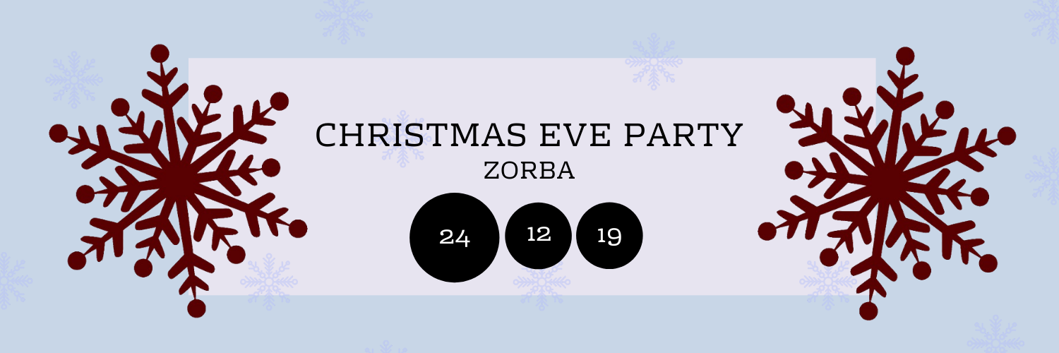 Christmas Eve Party @ Zorba