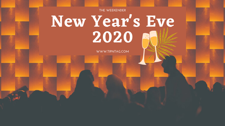 The Weekender - New Year's Eve 2020 | Amman