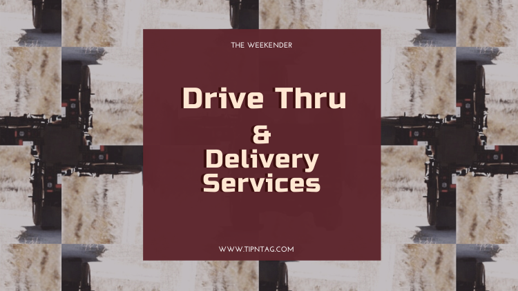 The Weekender - Drive-thru & Delivery Services | Amman