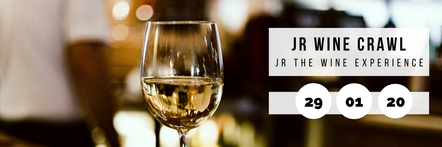 JR Wine Crawl: Vol. 8 @ JR The Wine Experience