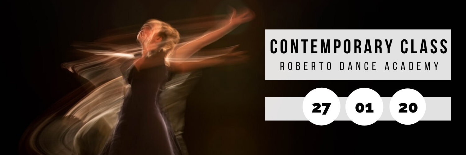 Contemporary Free Class @ Roberto Dance Academy
