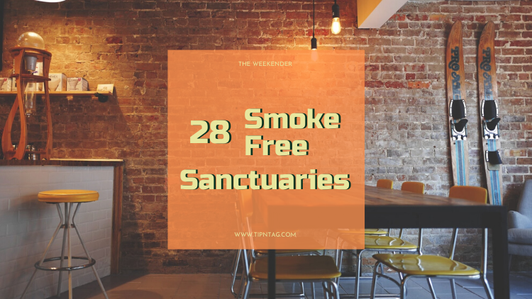 The Weekender - 28 Smoke-Free Sanctuaries | Amman
