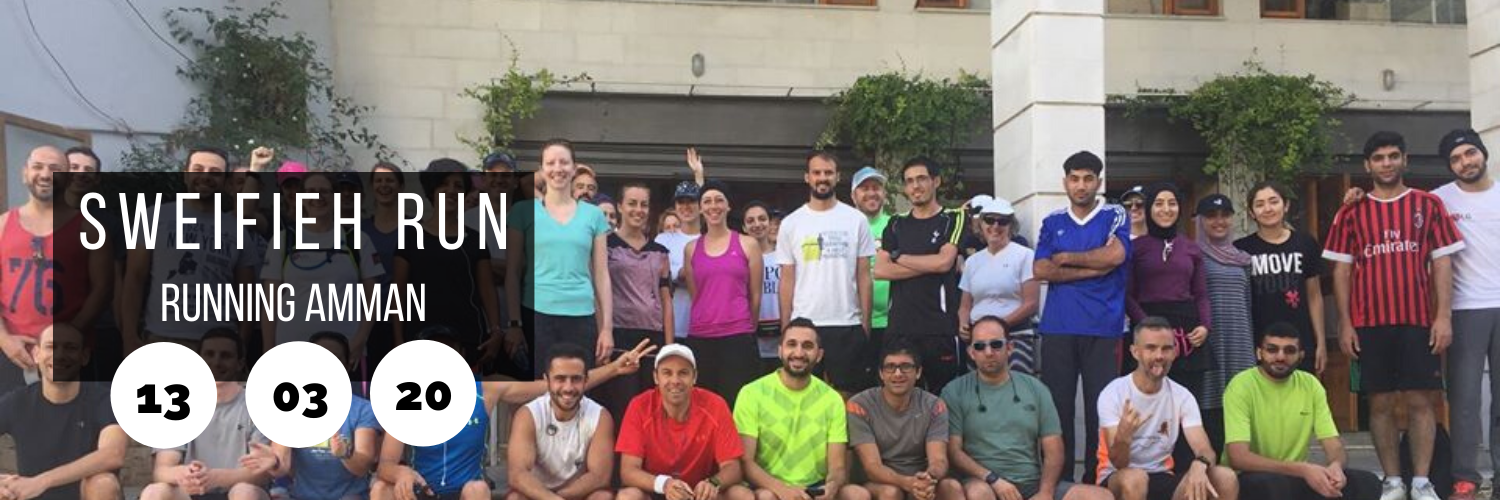 Sweifieh Neighborhood Run @ Running Amman