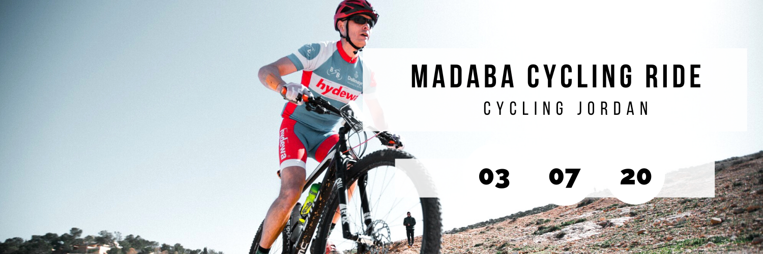 Madaba Cycling Ride @ Cycling Jordan