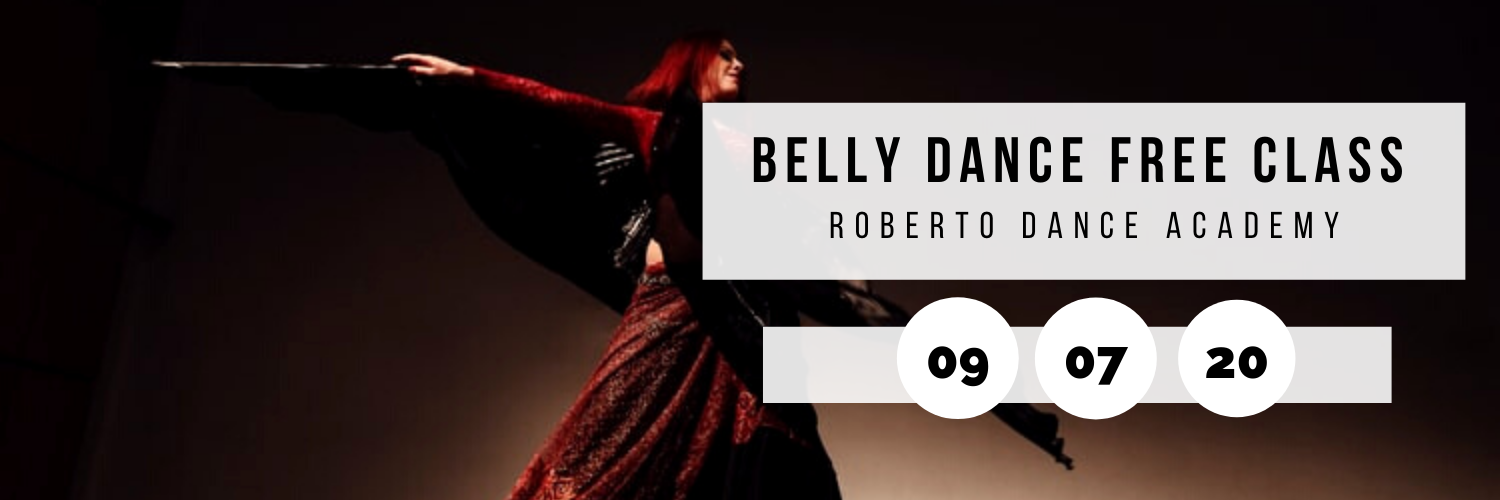 Belly Dance Free Class @ Roberto Dance Academy