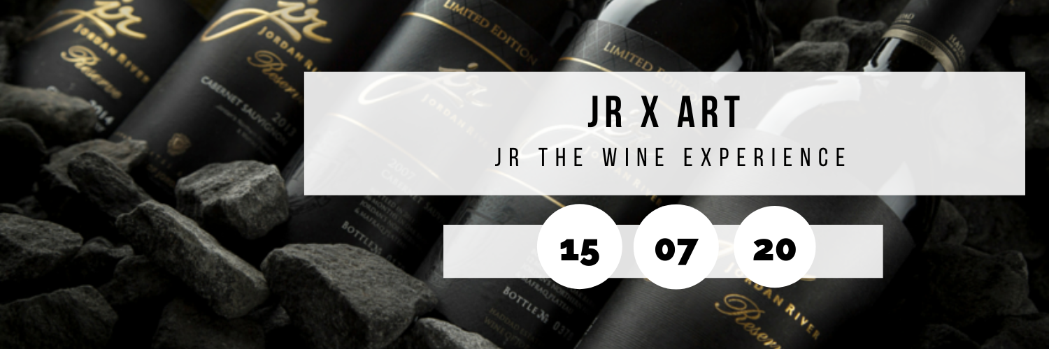 JR x Art @ JR The Wine Experience