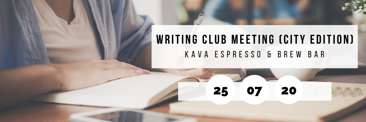 Writing Club Meeting @ Kava Espresso & Brew Bar